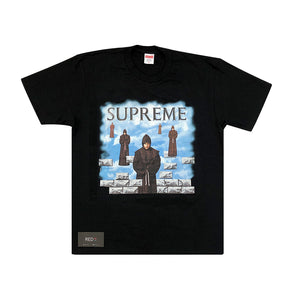 Supreme Levitation Tee Black