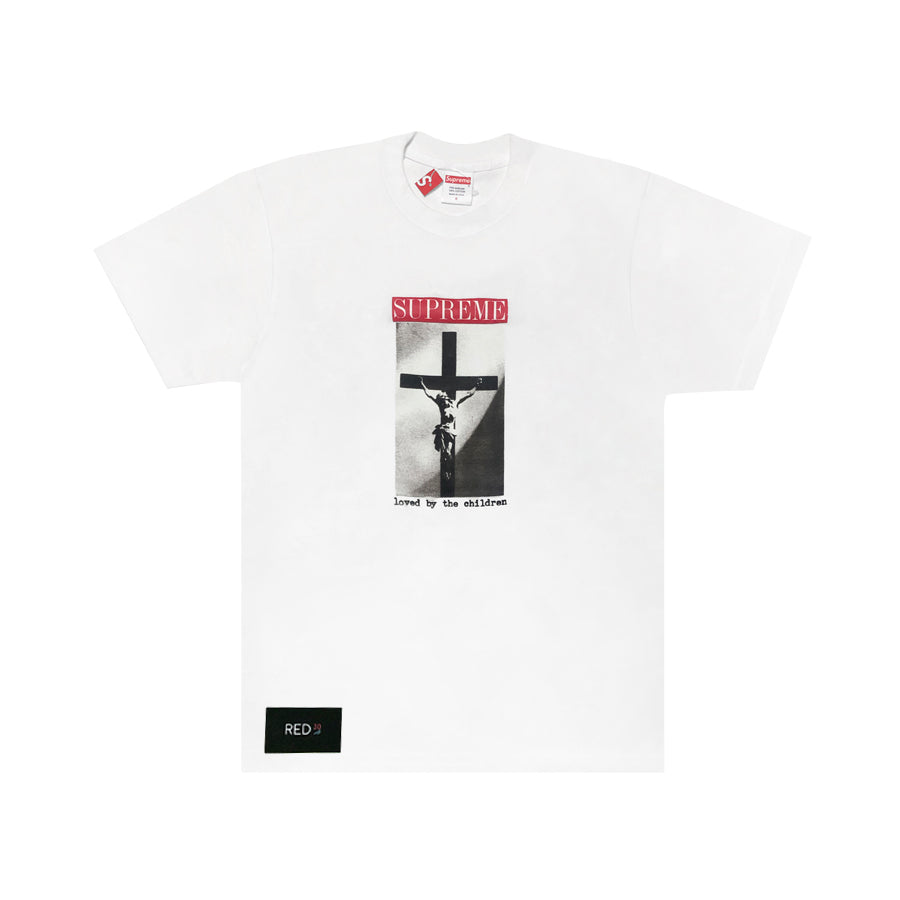 Supreme Loved by Children Tee White