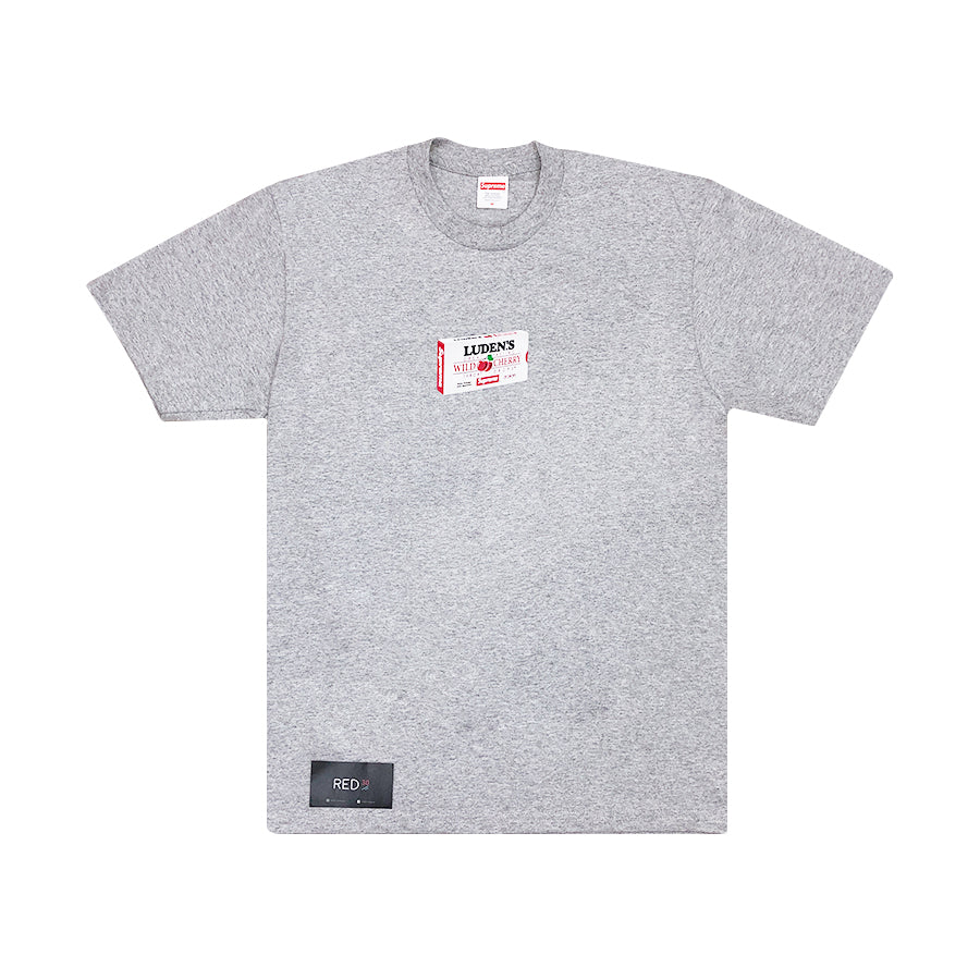 Supreme Luden's Tee Grey