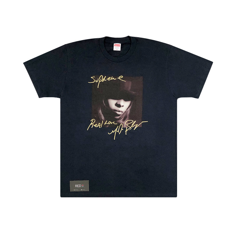 Supreme Mary J. Blige Tee Navy