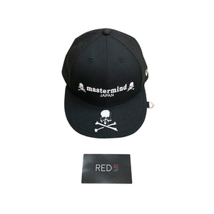 Mastermind Japan X New Era 100th Anniversary Logo Low Profile 59 Fifty Cap