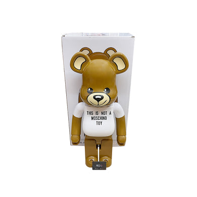 Medicom Toy X Moschino 1000% Bearbrick