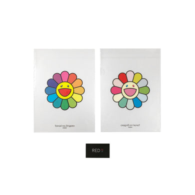 Murakami Flower Clear File