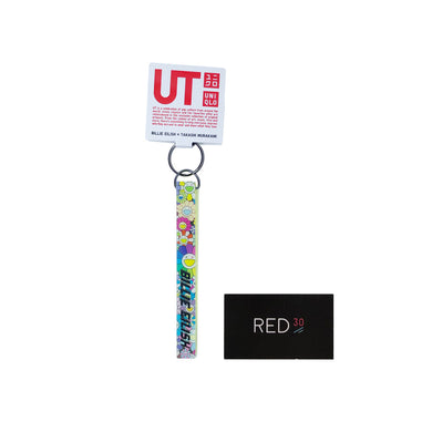 Murakami X Uniqlo X Billie Eilish Keychain