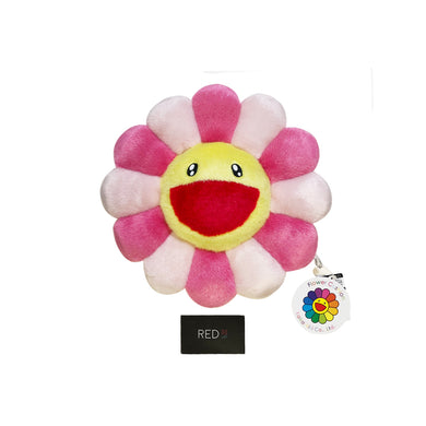 Murakami Flower Cushion Pink