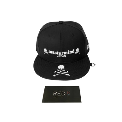 Mastermind Japan X New Era 100th Anniversary Logo 59 Fifty Cap