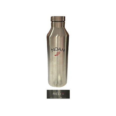 Noah Winged Foot Mizu Tumbler Silver