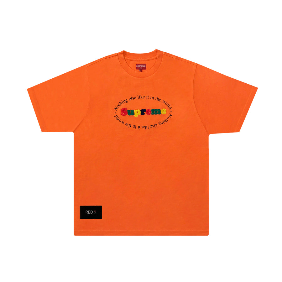 Supreme Nothing Else S/S Tee Orange