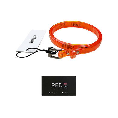 Wtaps SS19 Belt Orange
