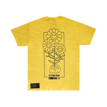 Load image into Gallery viewer, Murakami 2019 Complex Con Cluster Tee Yellow