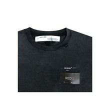 Load image into Gallery viewer, Off White Abstract Arrows S/S Tee Black
