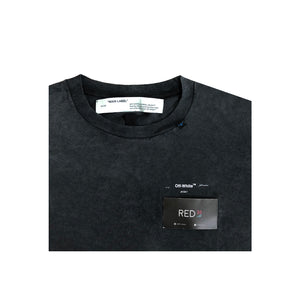 Off White Abstract Arrows S/S Tee Black