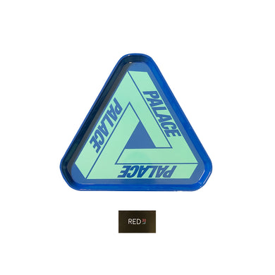 Palace Tri Ferg Metal Tray Blue