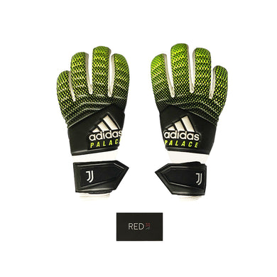 Palace X Adidas X Juventus Goal Keeper Gloves Black