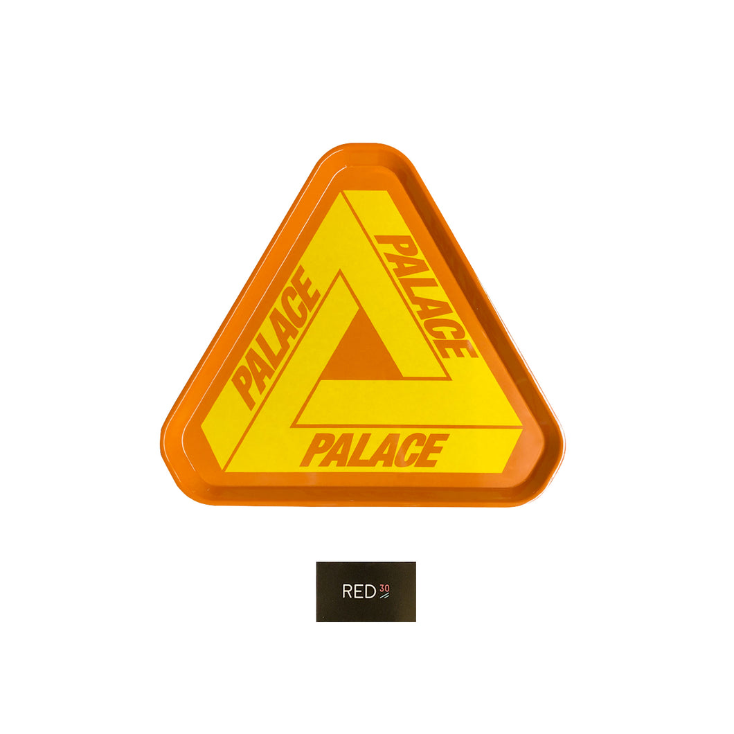 Palace Tri Ferg Metal Tray Orange
