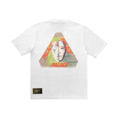 Palace Tri Bury Tee White
