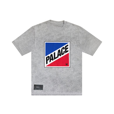 Palace My Size Tee Grey