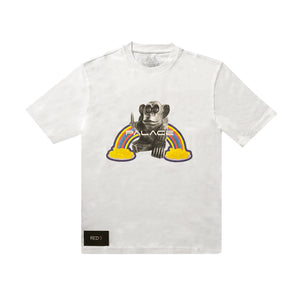 Palace Puck U Sir Tee White {SALE}