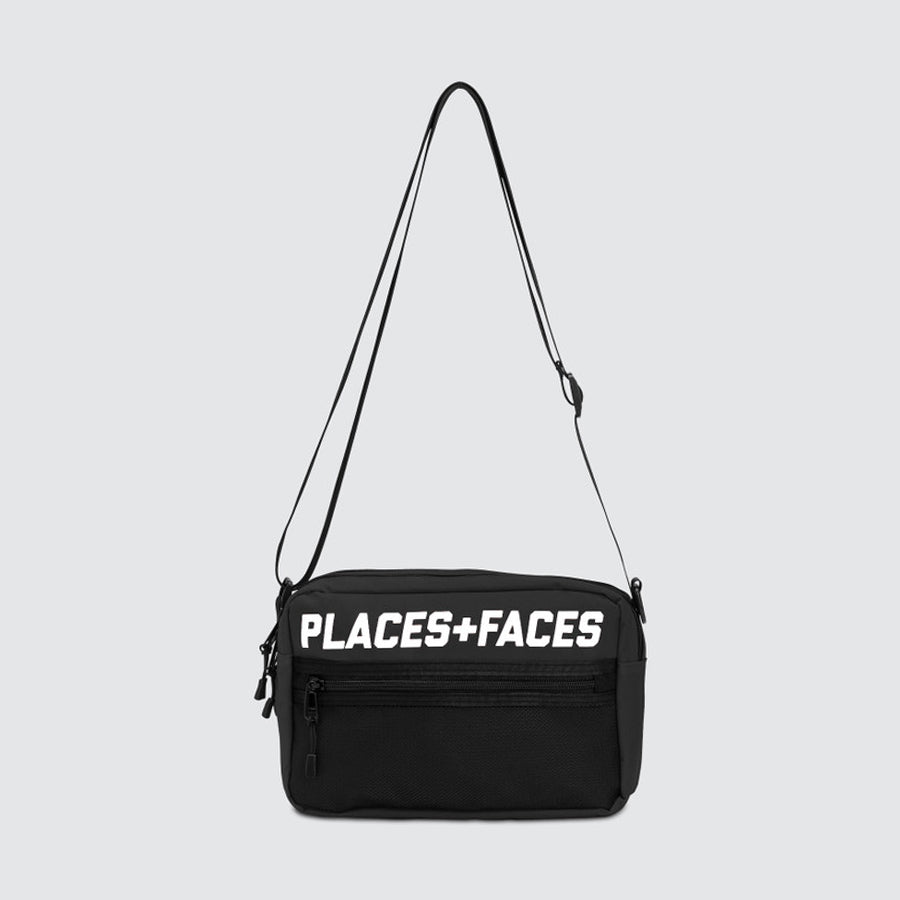 Places + Faces Pouch Bag Black