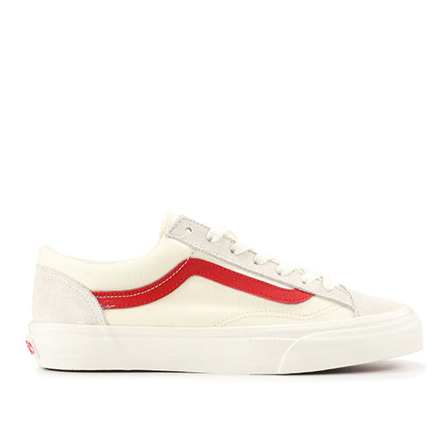 Vans Style Style 36 Marshmallow Red