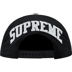 Supreme / NFL / Raiders / '47 5-Panel Cap Black