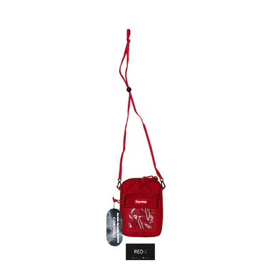 Supreme SS19 Utility Pouch Bag Red