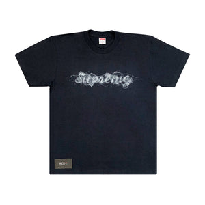 Supreme Smoke Tee Navy