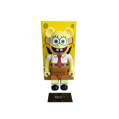 Medicom Toy Sponge Bob (Open Mouth Version) Bearbrick