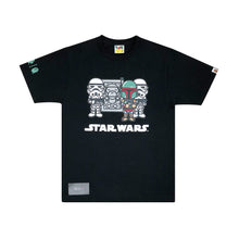 Load image into Gallery viewer, A Bathing Ape X Star Wars Milo Troopers Tee