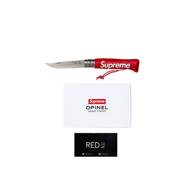 Supreme Opinel No.08 Folding Knife