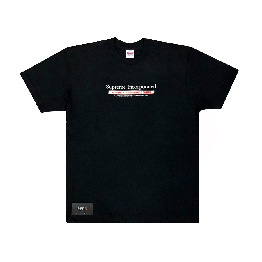 Supreme Inc Tee Black