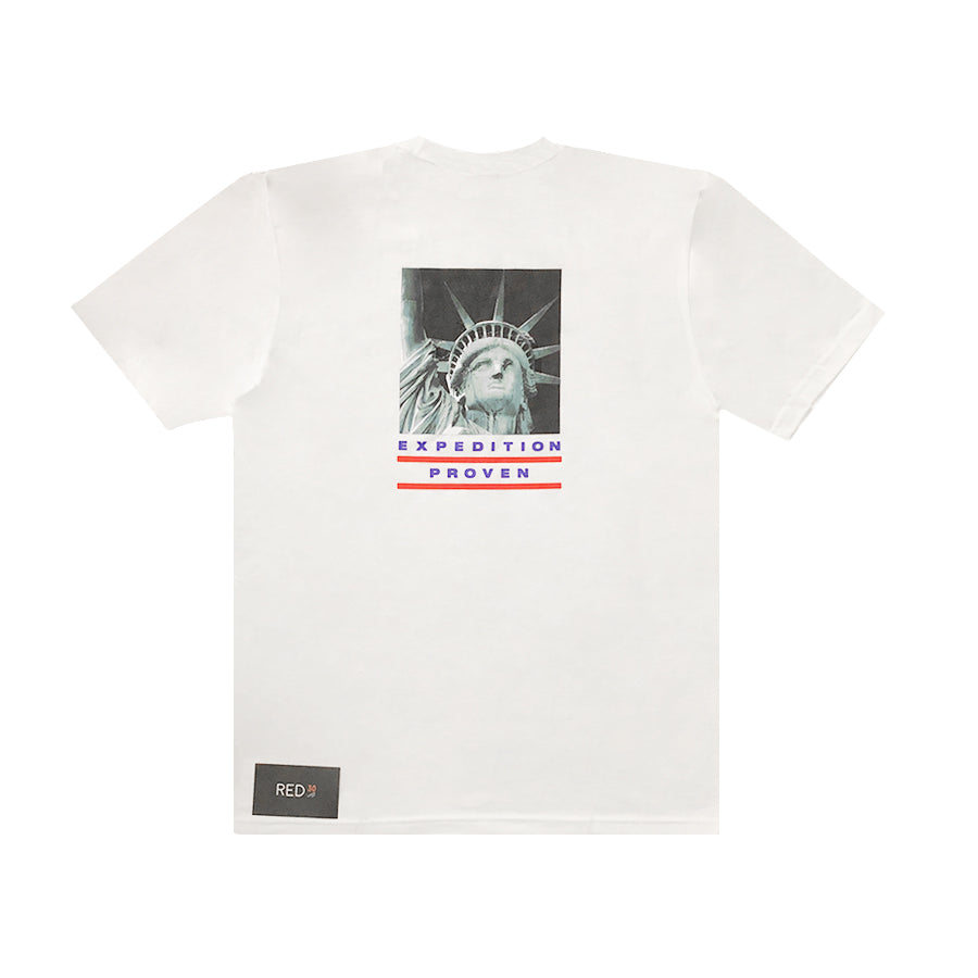 Supreme / The North Face Statue of Liberty Tee White