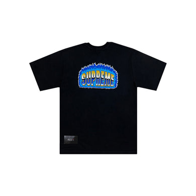 Supreme Chrome Tee Black