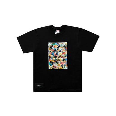 Supreme Pills Tee Black