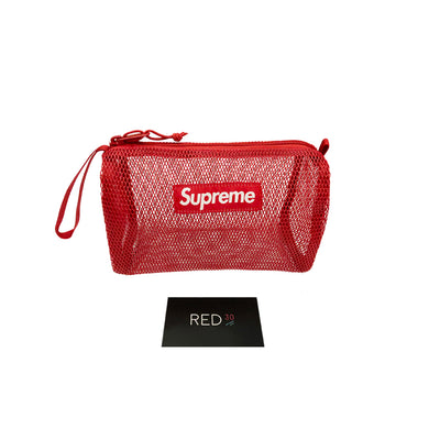 Supreme SS20 Utility Pouch Red