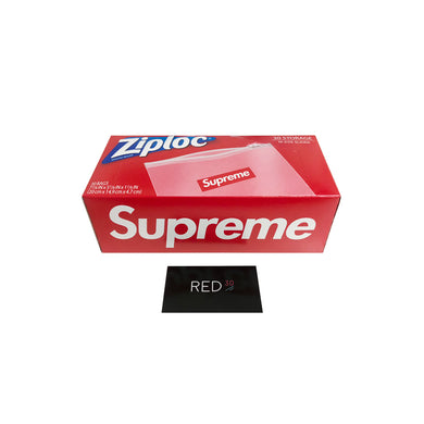 Supreme Ziploc Bags (Box of 30)