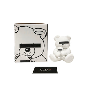 Undercover VCD Bear Figure White