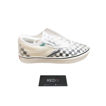 Load image into Gallery viewer, Vans Checkerboard Comfy-cush Slip-Skool