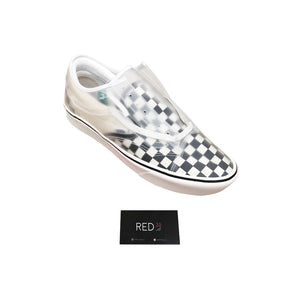 Vans Checkerboard Comfy-cush Slip-Skool