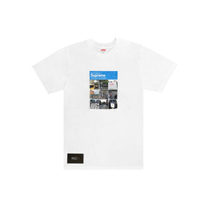 Supreme Verify Tee White