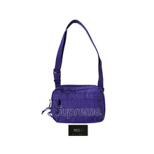 Load image into Gallery viewer, Supreme FW18 Shoulder Bag Purple