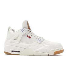 Load image into Gallery viewer, Nike Air Jordan 4 Retro Levi's White