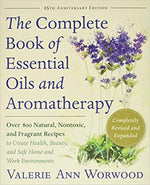 The Complete Book of Essentials Oils and Aromatherapy, Completely Revised and Expanded av Valerie Ann Worwood