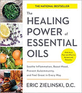 The Healing Power of Essential Oils av Eric Zielinski DC