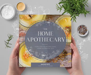 The Home Apothecary av Jackie Ritz