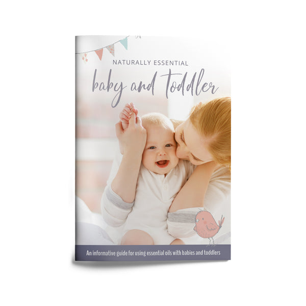 Naturally Essential Baby & Toddler booklet