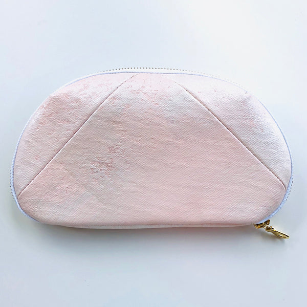 Rose Quartz clutch oljeveske fra Go-Alignment