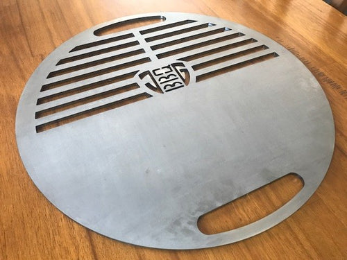50-50 Grill (MADE TO ORDER)