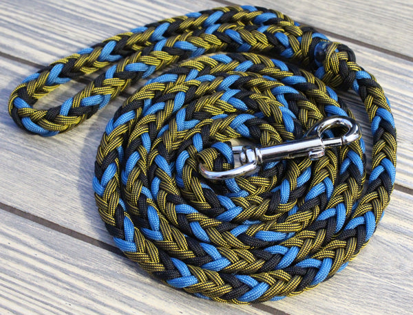 River Bed Parcord Dog Leash