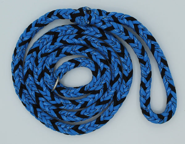 Icy Cold Paracord Dog Leash by The Leash Ladies
